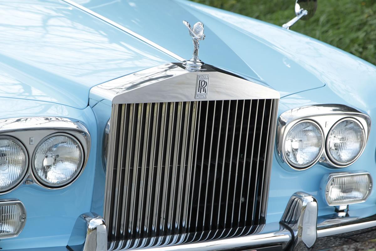 Rolls Royce / Corniche