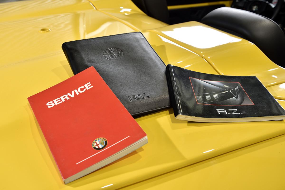 Alfa Romeo / R. Z. (Roadster · Zagato)
