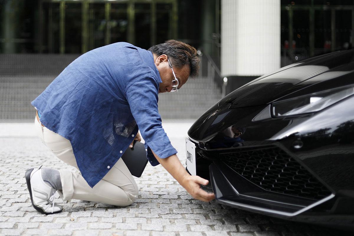 Lamborghini / Huracán LP610-4 Coupe