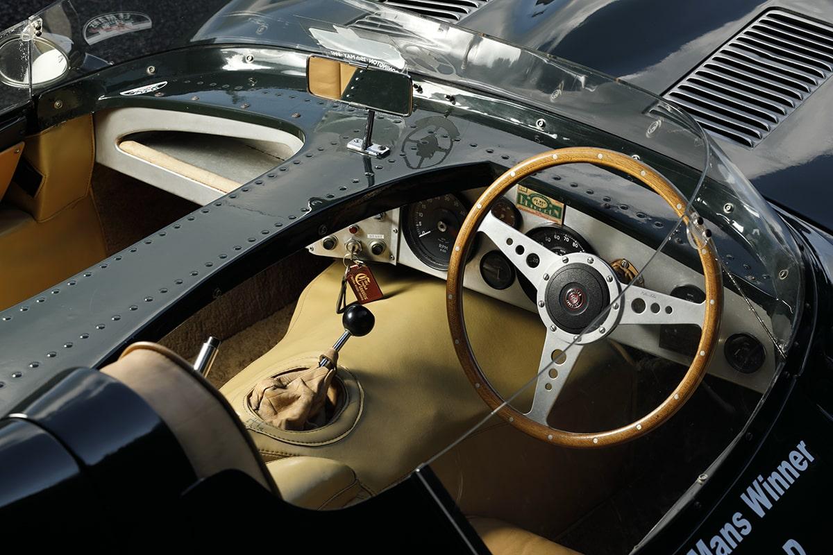 Jaguar / D type Replica