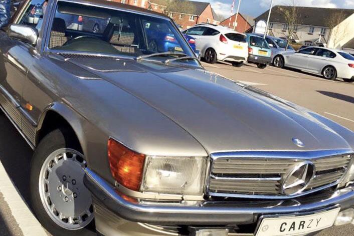 Mercedes-benz / 420SL