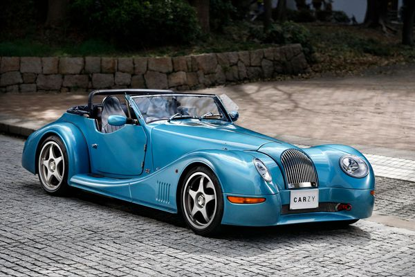 Morgan / Aero 8 series 1