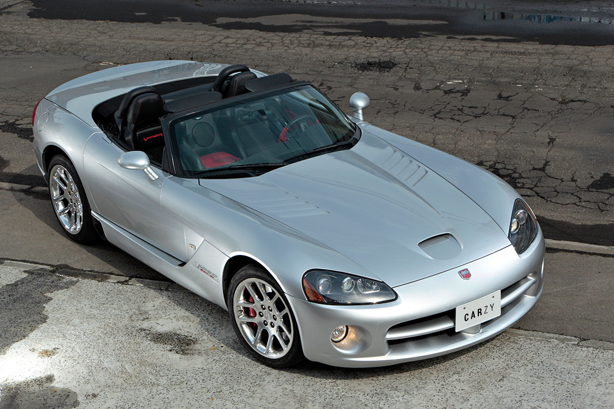 Dodge / Viper SRT-10 Roadster(ZB1)