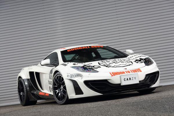 McLaren / MP4-12C