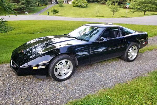 Chevrolet / Corvette