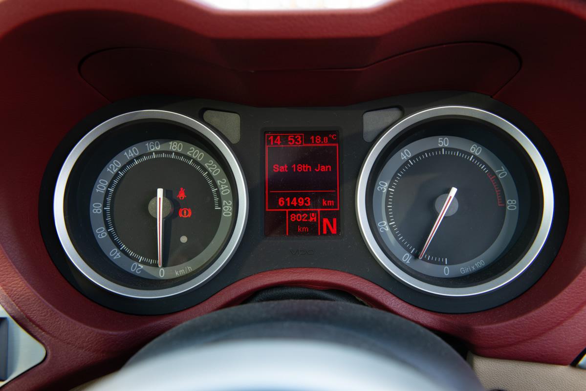 Alfa Romeo / Alfa Brera 2.2 JTS Sky Window