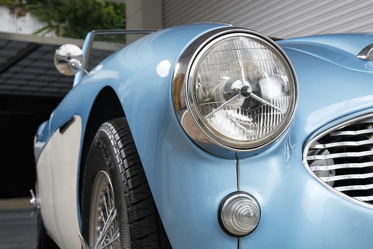 Austin-Healey / 3000 Mk I (2+2)