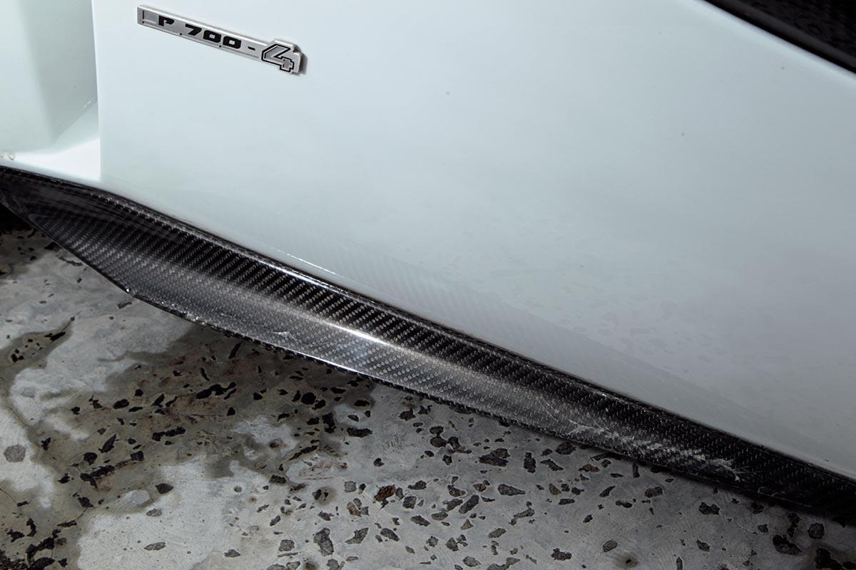 Lamborghini / Aventador LP 700-4