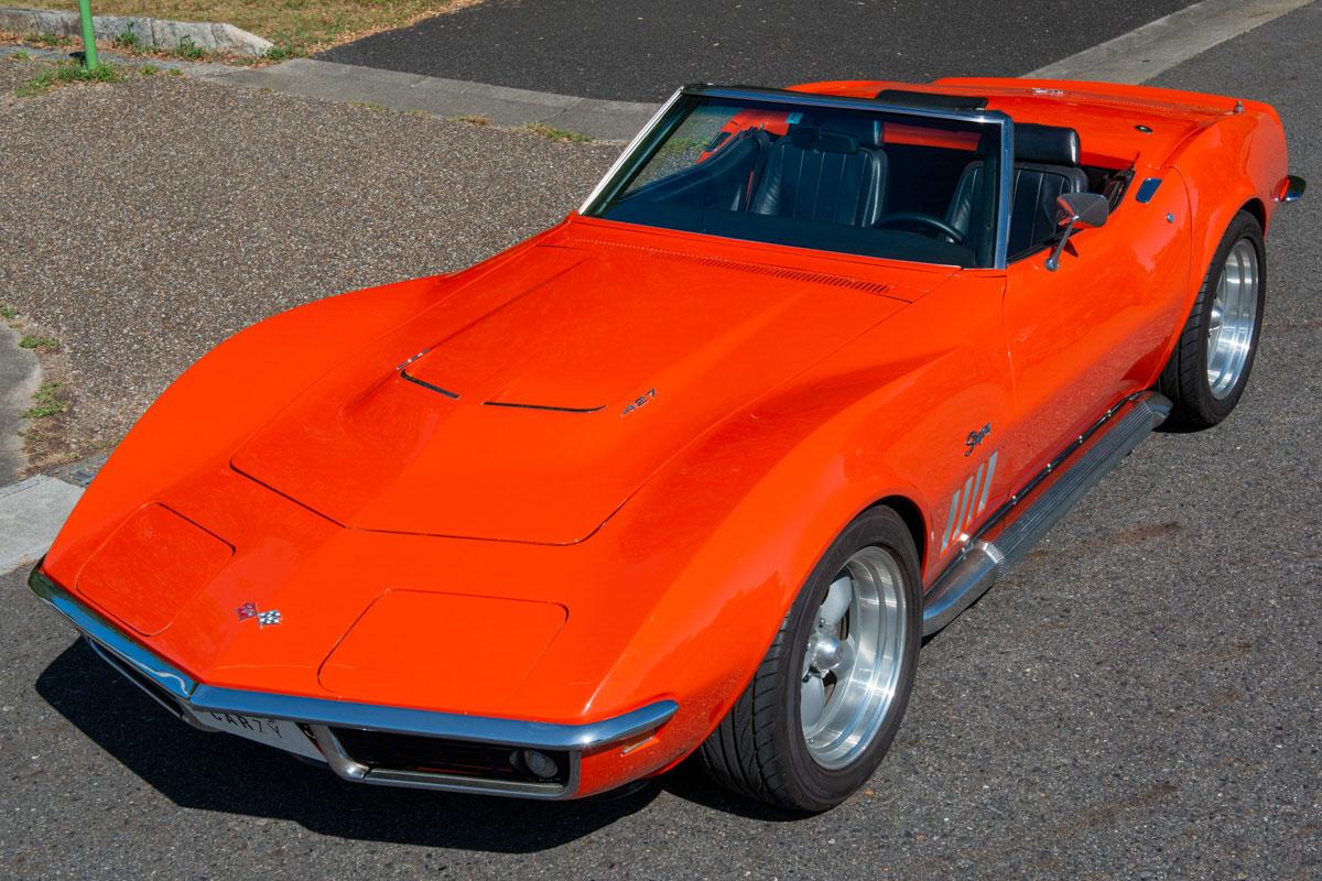 Chevrolet / Corvette Stingray C3