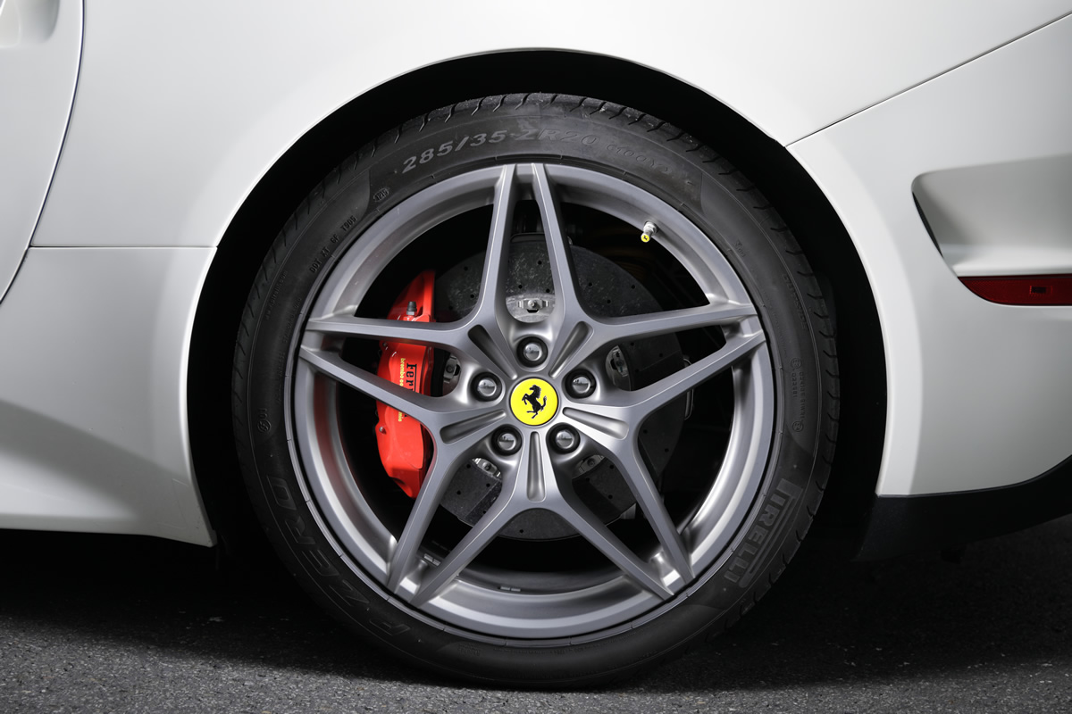 フェラーリ / カリフォルニアT
