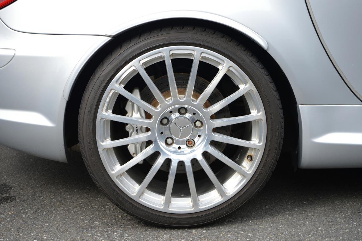 Mercedes-Benz / SLK55 AMG Black series