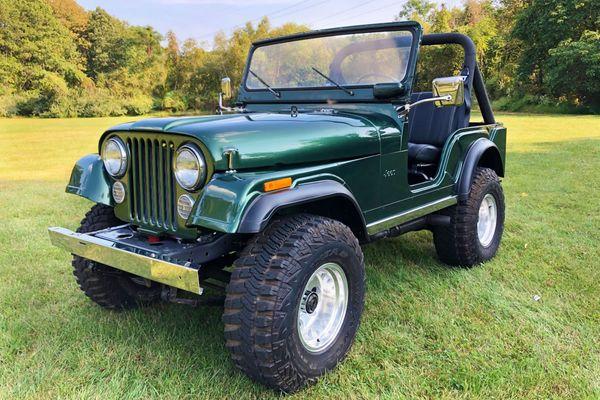 Jeep / Renefade