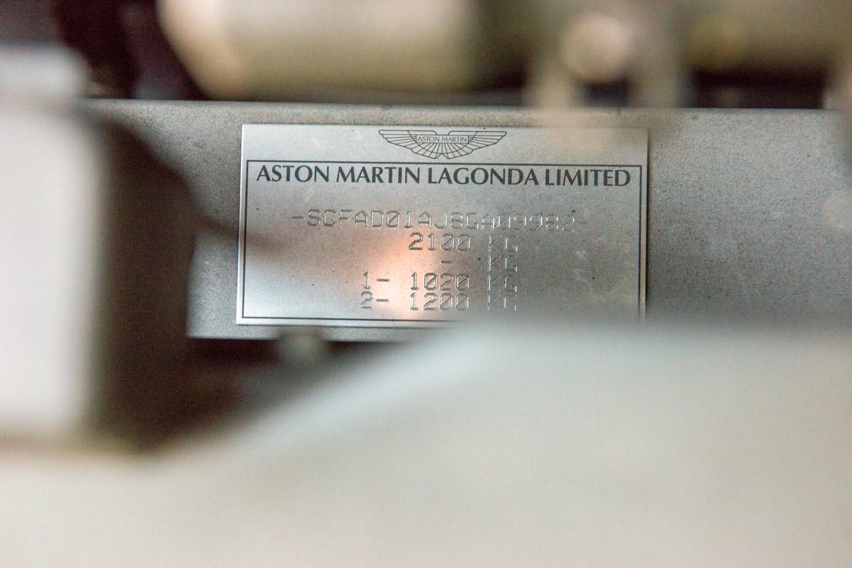 アストンマーティン / DB9
