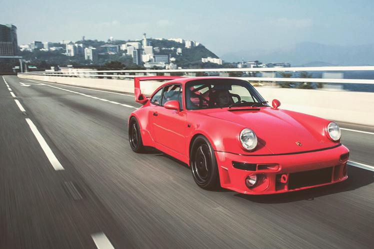 Porsche / 964 Turbo 3.3