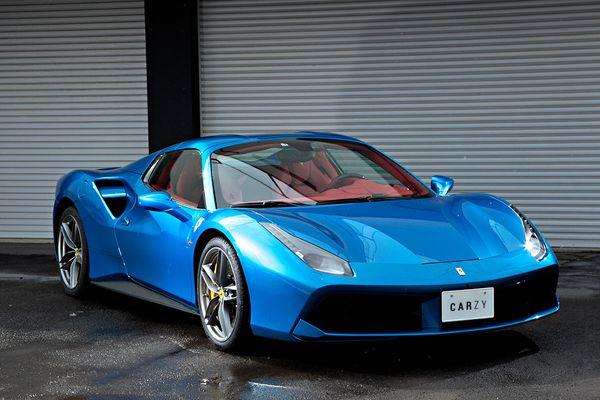 フェラーリ / 488スパイダー