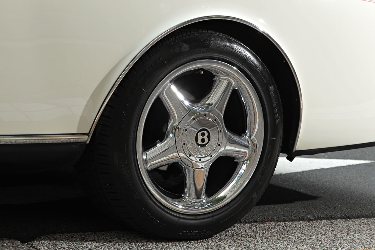 Bentley / Continental series3