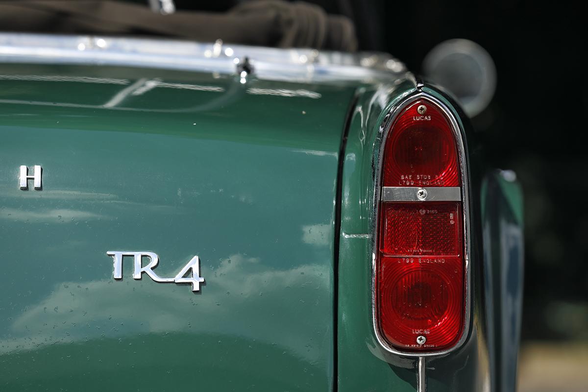 Triumph / TR-4