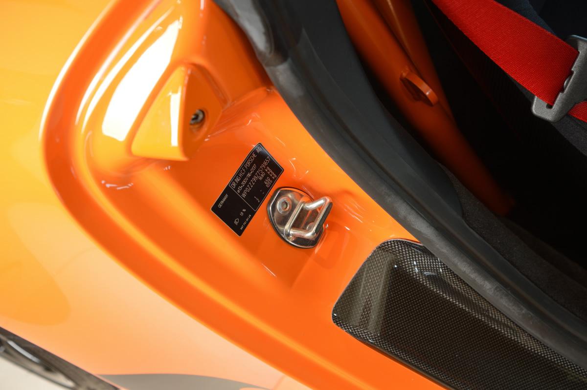 Porsche / 911(997) GT3 RS