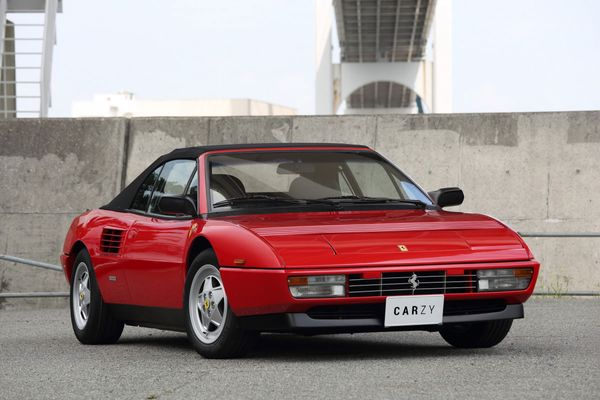 Ferrari / Mondial T