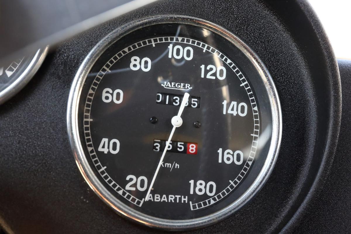 フィアット / アバルト750GT ザガート
