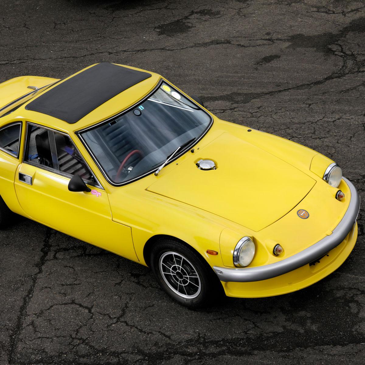 GINETTA / G15 SPORTS Coupe