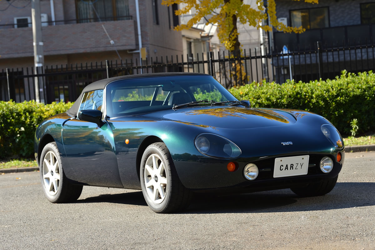 TVR / Griffith 500