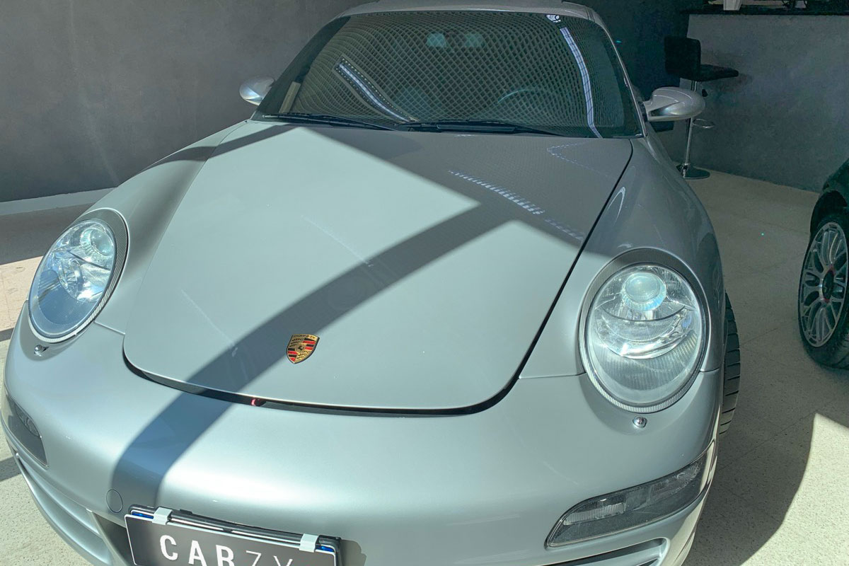Porsche / 911(997) Carrera 4S