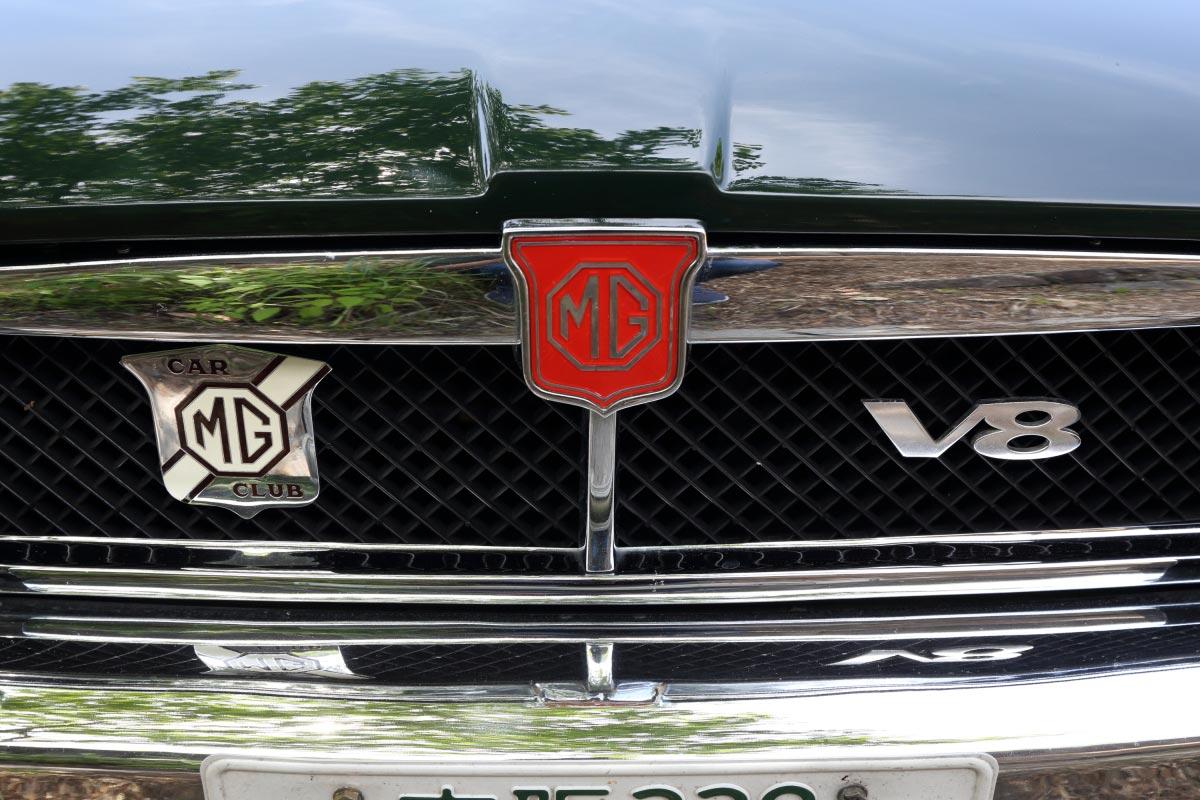 MG / B トゥアラー V8コンバージョン