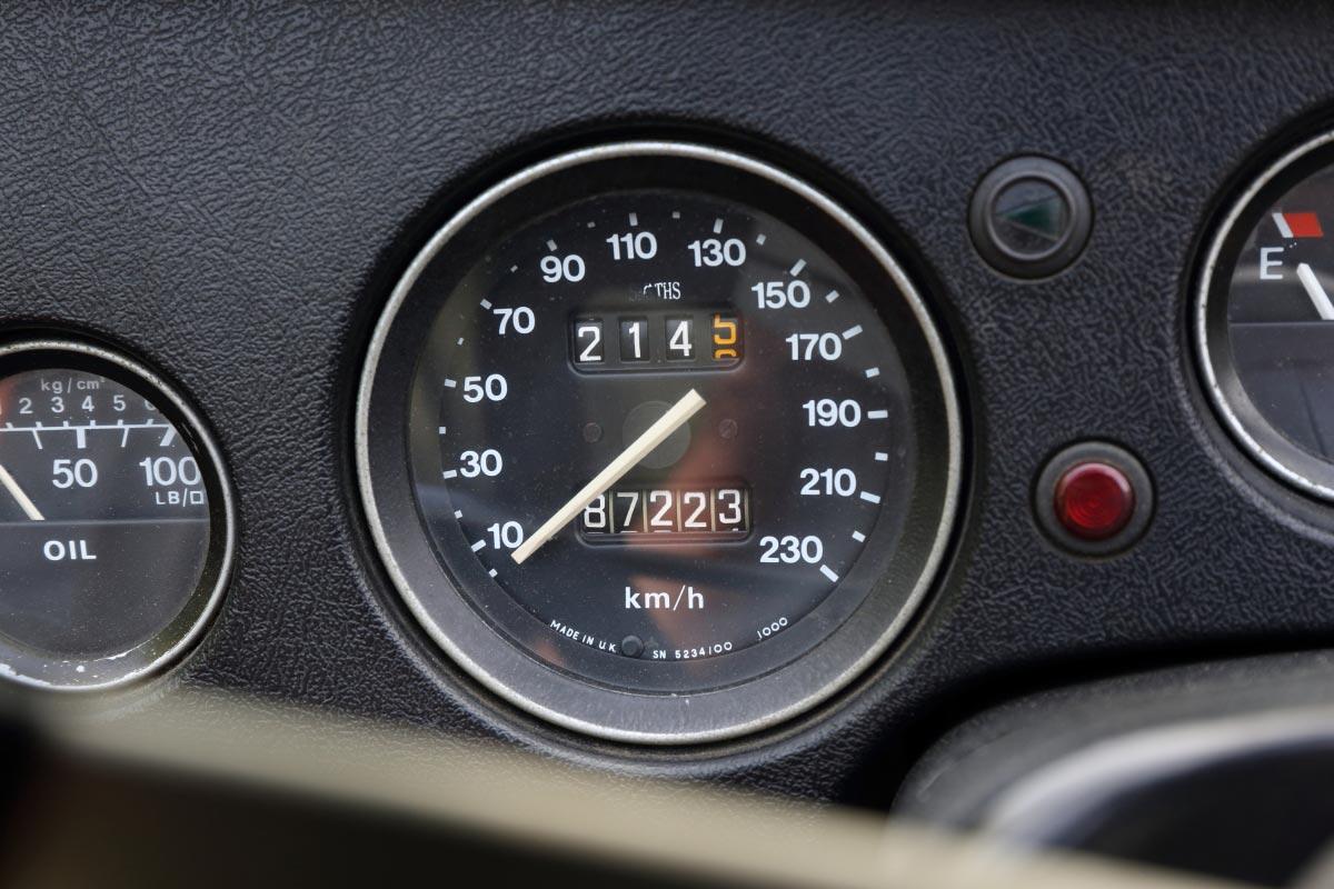 MG/B Tourer V8 Conversion