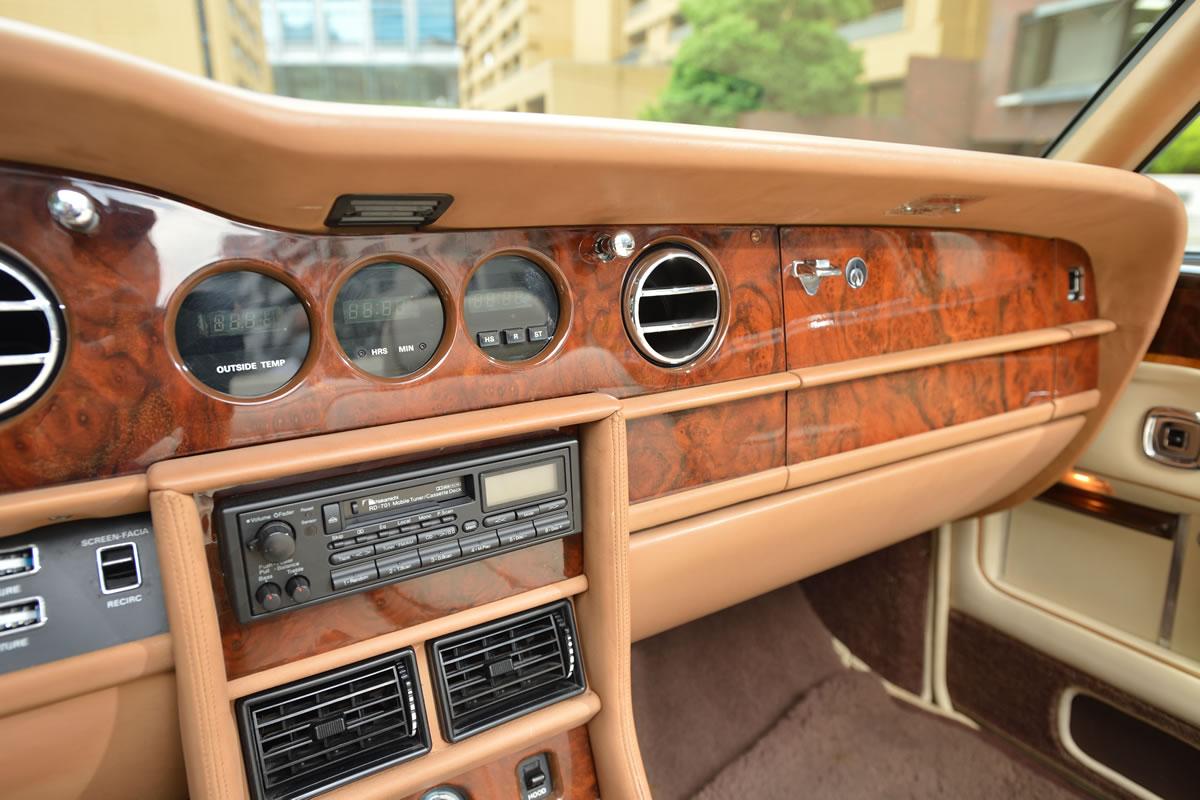 Rolls Royce / CornicheⅡ