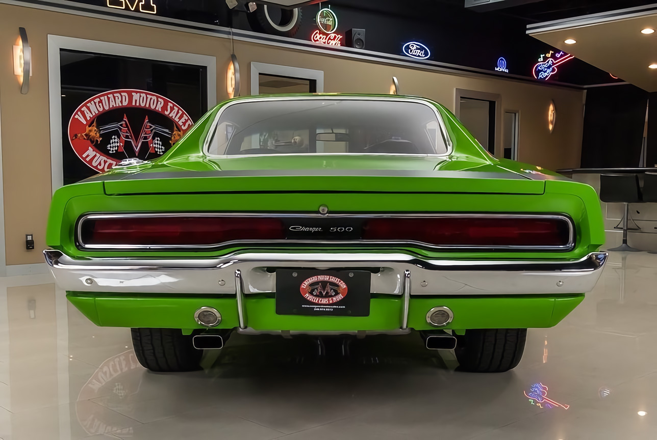 Dodge / Charger 500