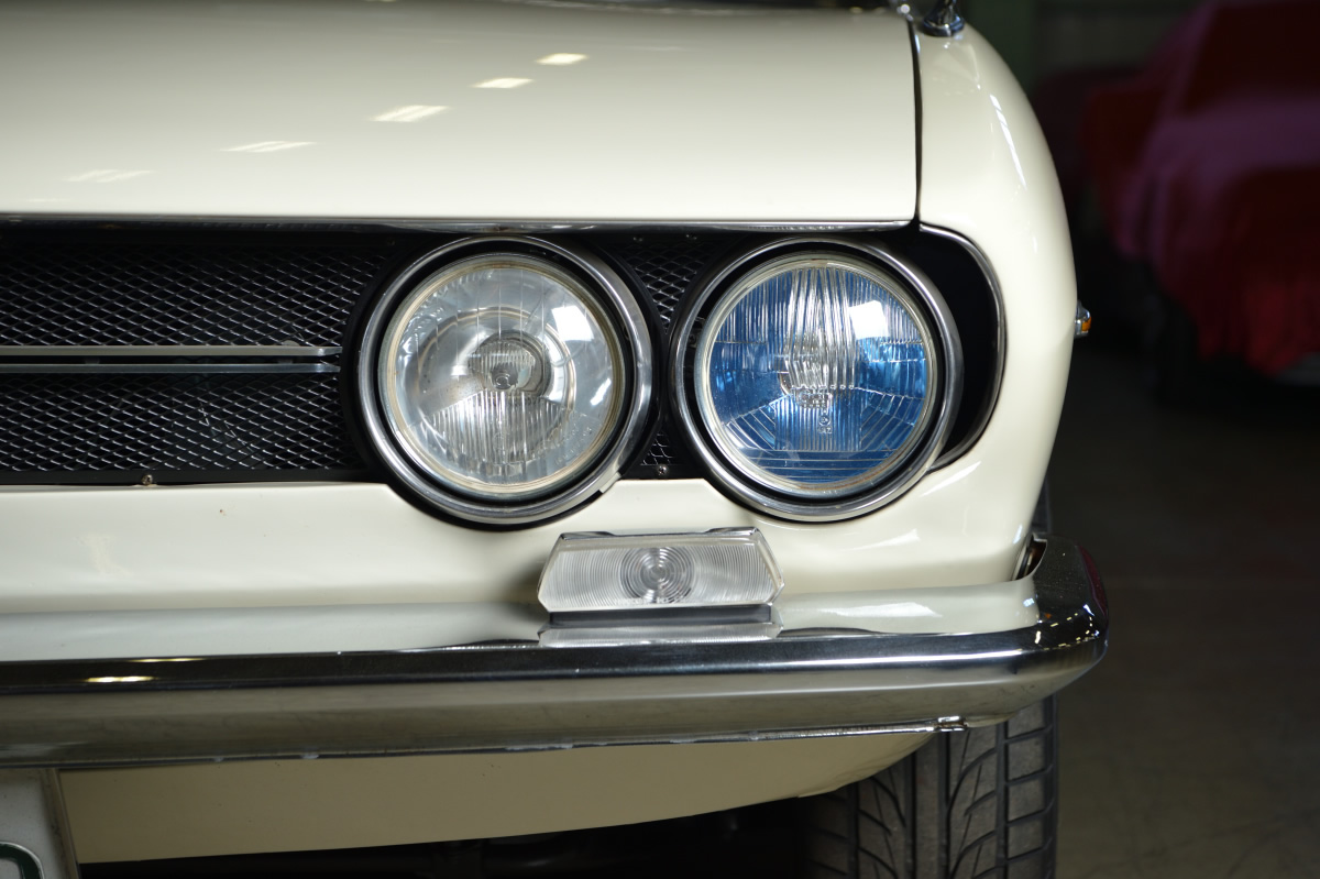 ISUZU / 117 Coupe Handmade Series