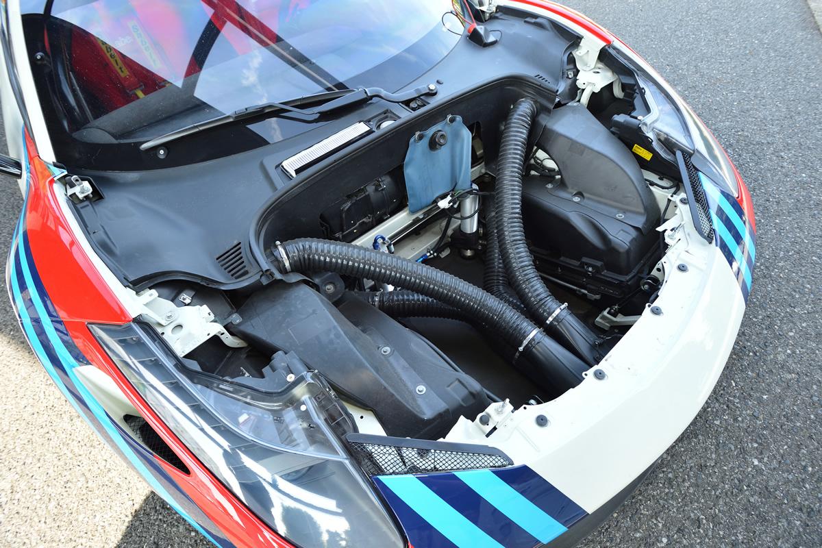 Ferrari / 458 challenge EVO
