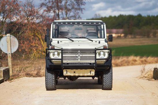 Mercedes-benz / G Wagon G250D Wolf