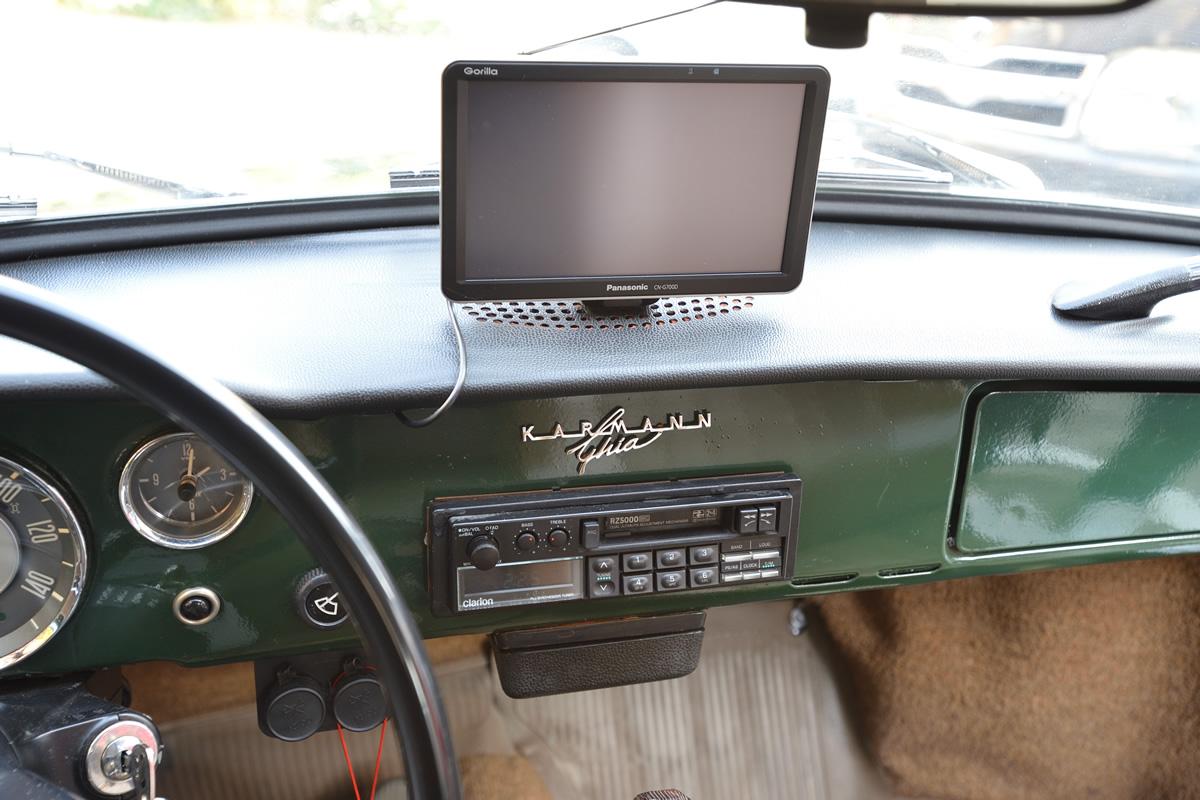 Volkswagen / Karmann Ghia 1500