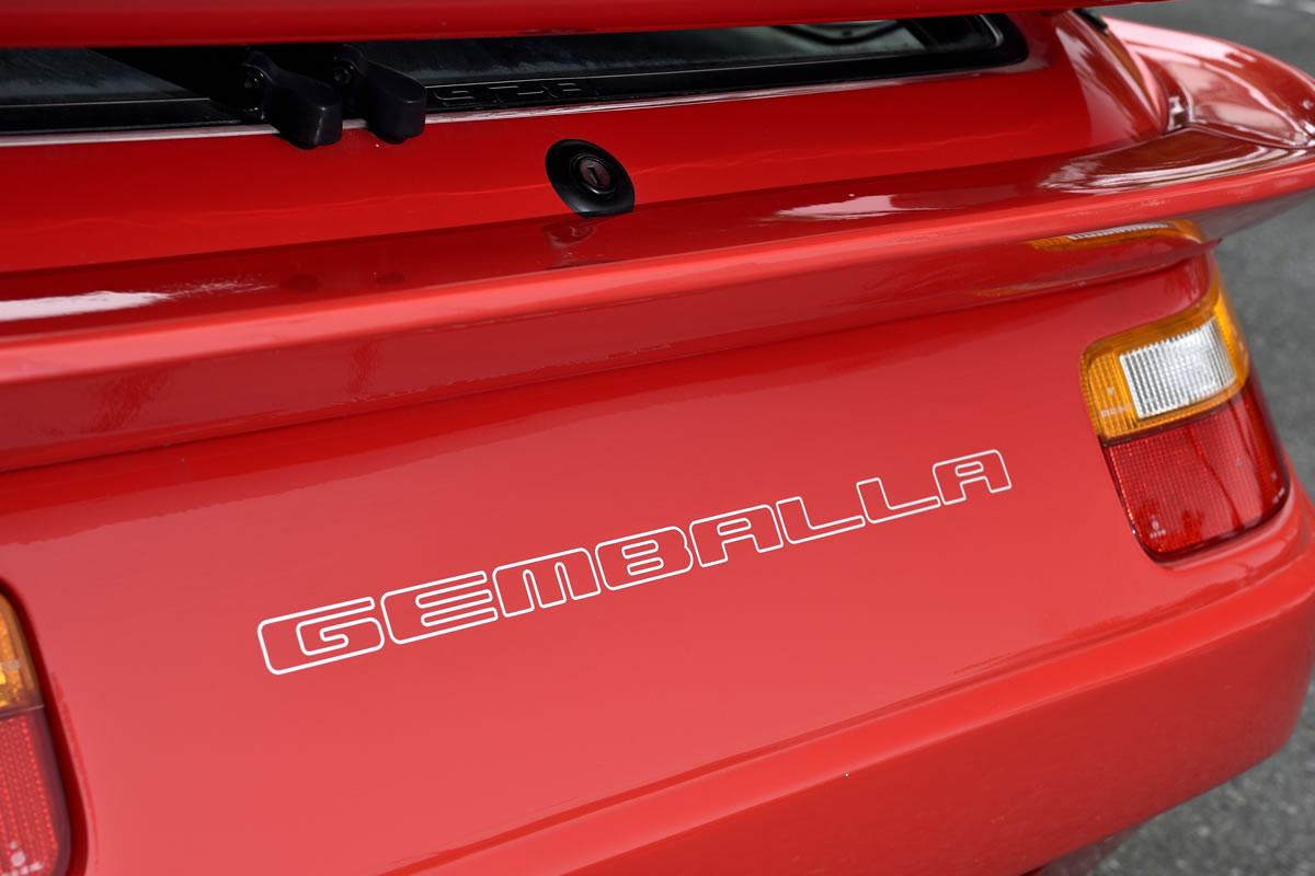Porsche / 928 GEMBALLA