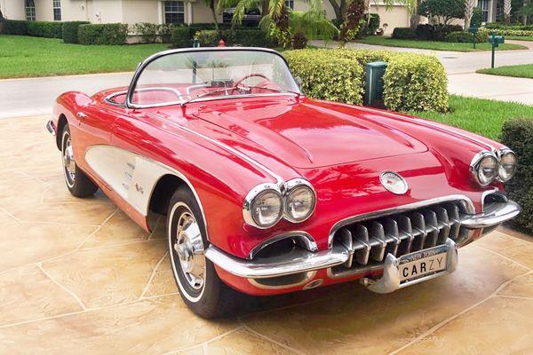 Chevrolet / Corvette C1
